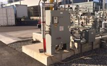 Freeze Protected Skid System, Heat Trace
