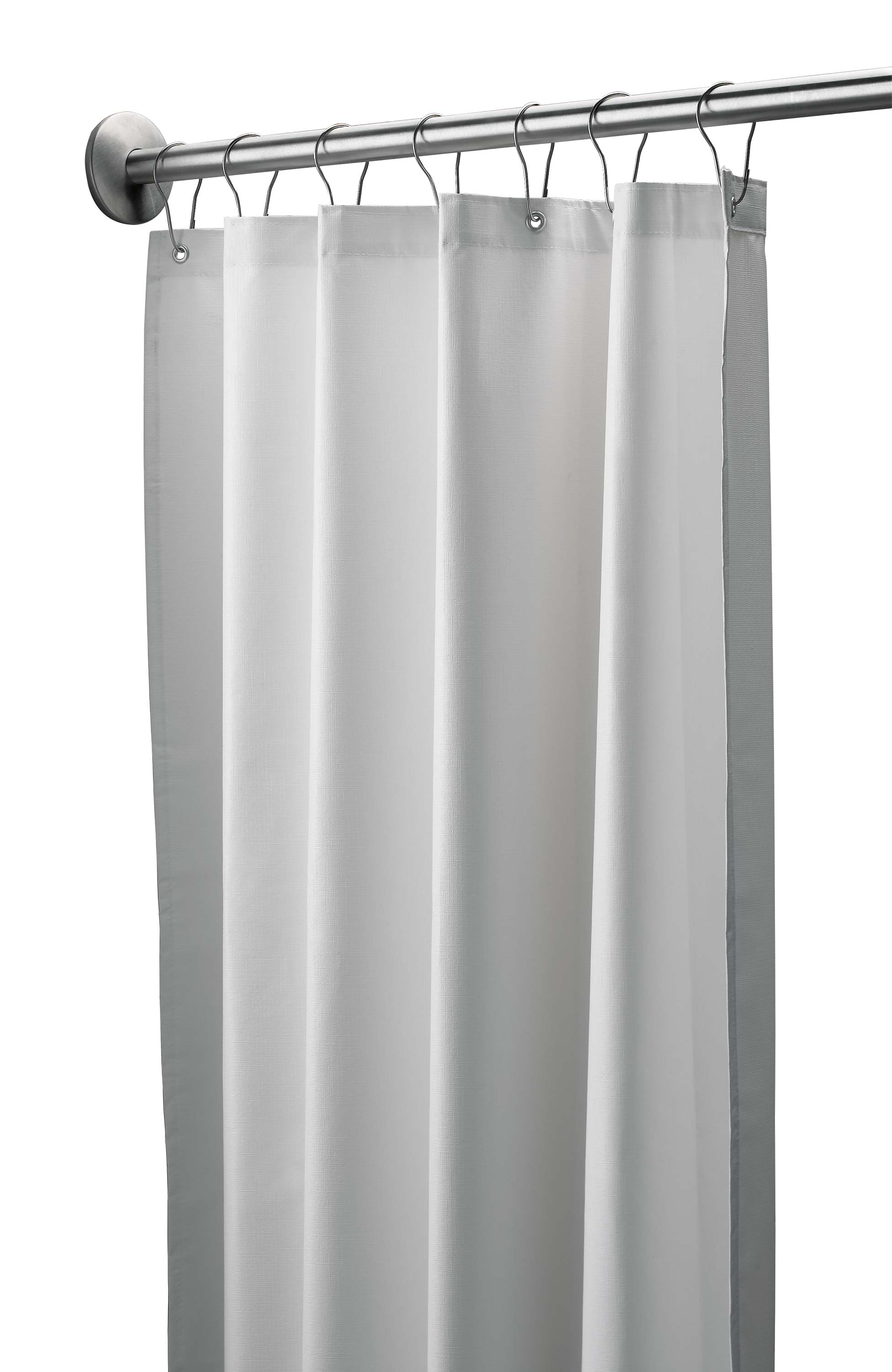 Antimicrobial Vinyl Shower Curtain - Bradley Corporation