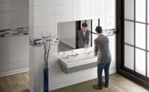 LVQD2 Verge Lavatory System with WashBar Technology